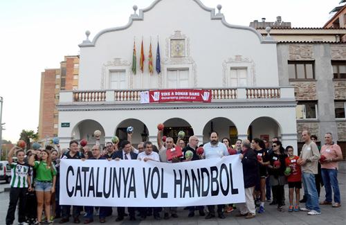 Manifestació del 20 d'octubre passat. Foto: Ajuntament