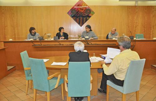 El Ple es va celebrar el passat 7 de novembre. Foto:Ajuntament