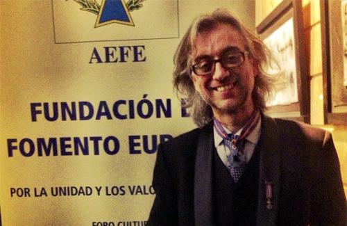 Víctor Amela presentarà 'Amor contra Roma' a Cerdanyola