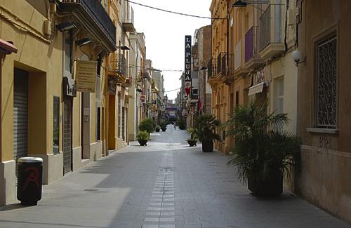 Badalona té 2,15 comerços per cada 100 habitants. Foto: Arxiu