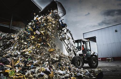 El reciclatge dels residus és fonamental per a la sostenibilitat del planeta. Foto: Arxiu