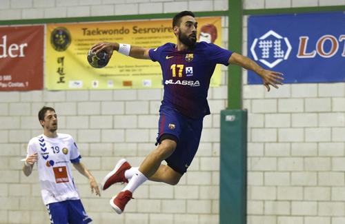 Els partits entre Sanes i Barça ja són un clàssic. Foto:FCB