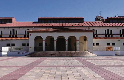 Imatge d'arxiu del Mercat Municipal d'Olesa de Montserrat. Foto: Ajuntament