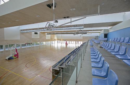 El complex compta amb 14.000 metres quadrats d'espais. Foto: Ajuntament