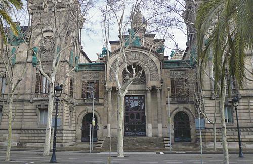 El judici va arrencar el passat dia 12 a l'Audiència. Foto: Arxiu