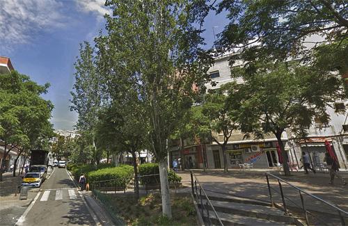 La Guàrdia Urbana ha sancionat alguns bars de la zona. Foto: Google Maps