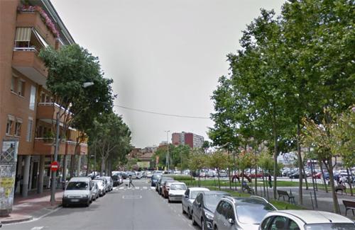 Els fets van passar al carrer del Carme. Foto: Google Maps