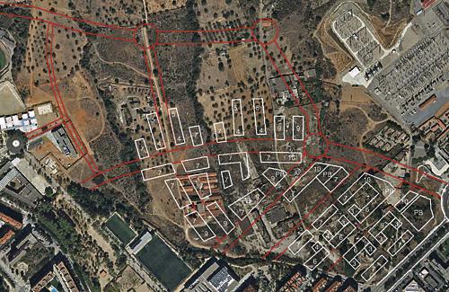 El projecte urbanístic preveu 3.000 habitatges nous. Foto: ERC Viladecans