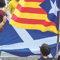 Escòcia, Catalunya i incerteses