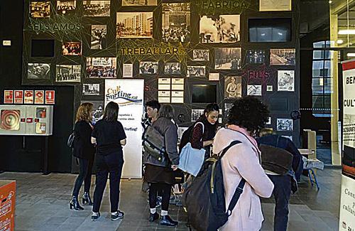 Barcelona acollirà 20 exposicions del Revela-T. Foto: Revela-T