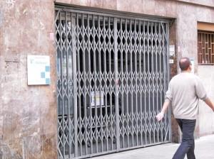 El CAP Consell de Cent tanca per la ventilació defectuosa