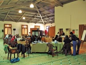 Els membres del Pla Comunitari del Poble-Sec visiten el Líban