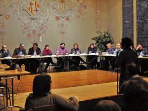 El ple nega qualsevol suport a Sants-Montjuïc Decideix