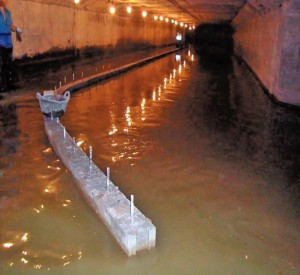 La renovació del clavegueram evitarà inundacions i pudors