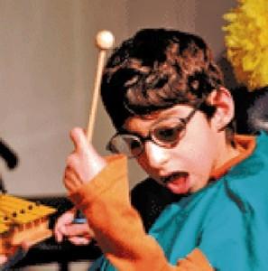 L'emoció al aprendre música, en una exposició