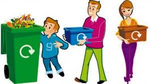 La Marina és el barri que millor recicla del Distrcite