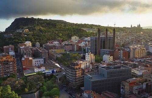 El Poble-sec, barri emblemàtic de la ciutat. Foto: Ajuntament